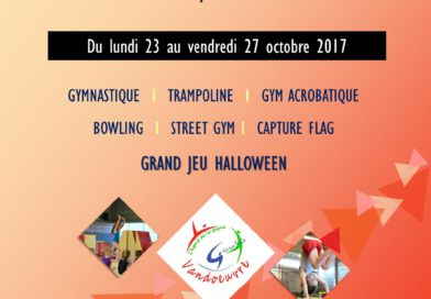 Stage HoliGYM d'automne