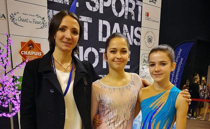 Résultats Championnat de France Individuel GR – Besançon