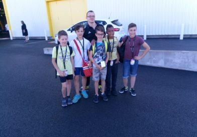 Résultats Championnat de France par Equipes GAM – Poitiers