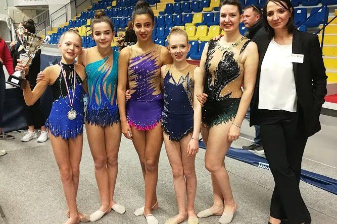 Résultats Championnat Régional Individuel GR – Reims