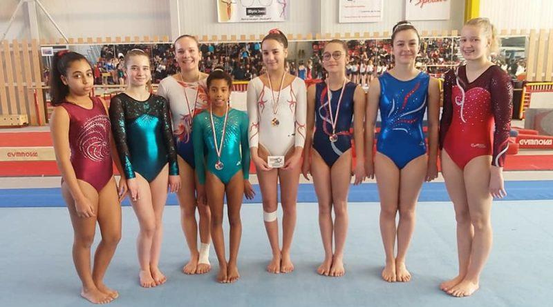 Résultats – Championnat Départemental Individuel GAM/GAF – Pont à Mousson