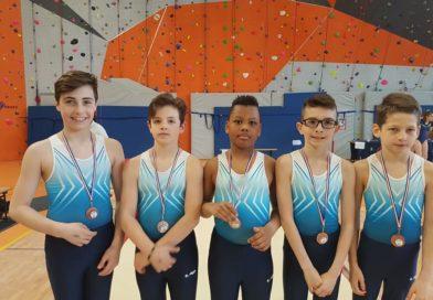 Résultats – Championnat InterDépartemental GAM/GAF – Lunéville