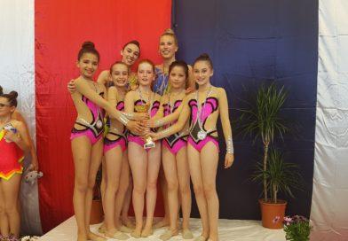 Résultats – Championnat Grand Est Ensembles GR – Pfastatt