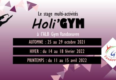 Calendrier des stages multi-activités